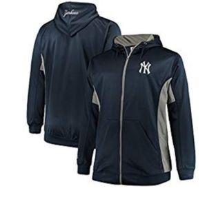 MLB NY Yankees Mens Sweatshirt 2XL